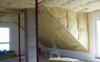 Утеплитель для стен внутри дома на даче — выбираем лучший!