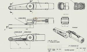 Как сделать гриндер своими руками: чертежи с размерами
