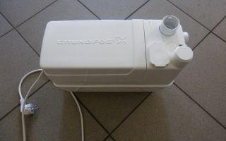 Сололифт для канализации: устройство и монтаж