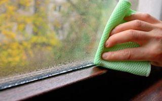 Почему потеют пластиковые окна в доме — решение