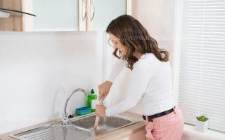 Как устранить запах из раковины на кухне — советы