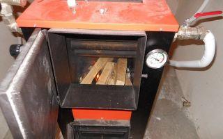 Котлы длительного горения на дровах для дома — виды и устройство!