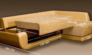 Угловые диваны: фото и цены, виды, типы механизма, варианты размещения