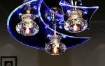 Светодиодные потолочные люстры для дома — как выбрать?