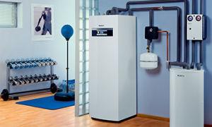 Воздушное отопление частного дома своими руками: виды схем