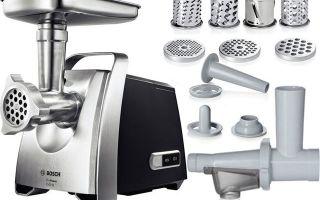 Как выбрать электрическую мясорубку для дома: обзор лучших моделей