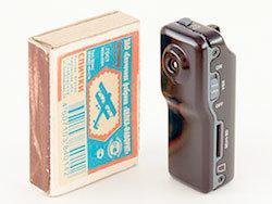 Беспроводные мини камеры для скрытого видеонаблюдения