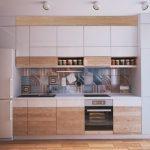 Дизайн кухни 6 м²: идеи и фото