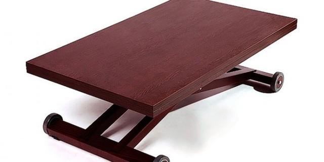 Журнально обеденный стол трансформер: рекомендации по выбору