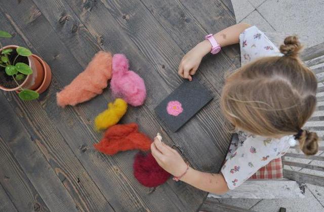 Валяние из шерсти для начинающих: основы и мастер-классы