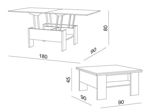 Журнальный столик своими руками: виды, материалы, пошаговые инструкции