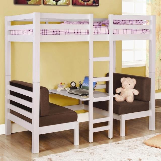 Двухъярусная кровать с диваном: особенности выбора, рекомендации