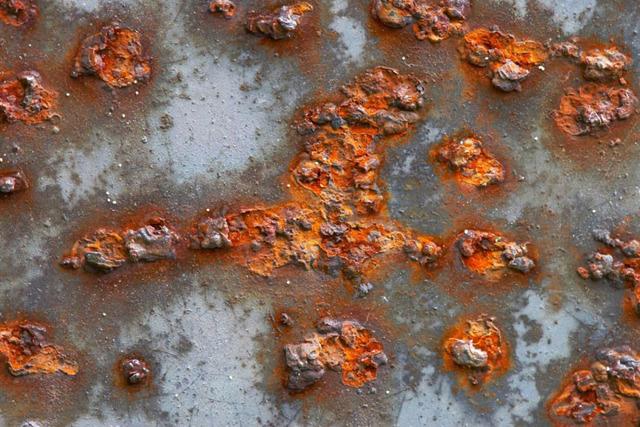 Как удалить ржавчину с металлической поверхности: секреты мастера