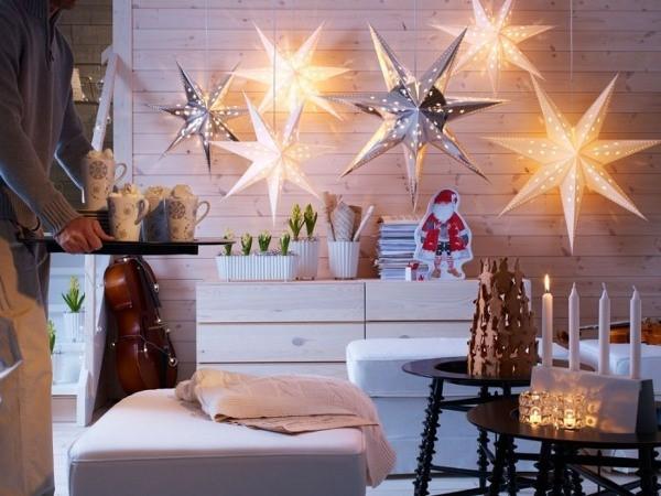 Как красиво украсить квартиру к Новому году: идеи, советы, декор