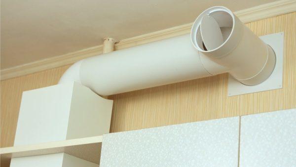 Вытяжка 60 см встроенная в шкаф: критерии выбора и установка