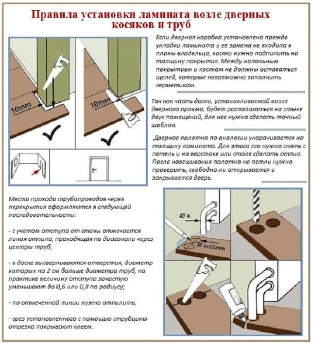 Как правильно класть ламинат: видео-инструкция и рекомендации