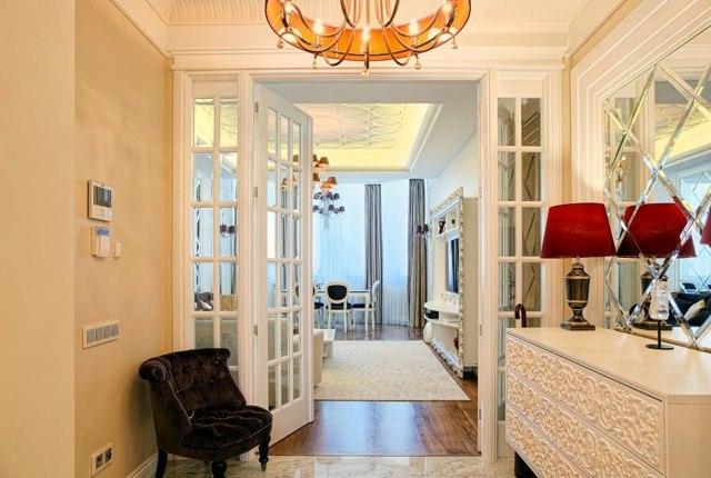 Дизайн прихожей в частном доме: фото примеры разных стилей