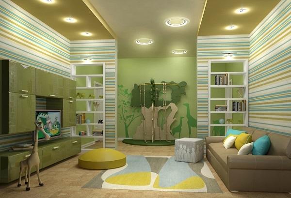 Дизайн детской для мальчика и девочки вместе: как оформить комнату детей?