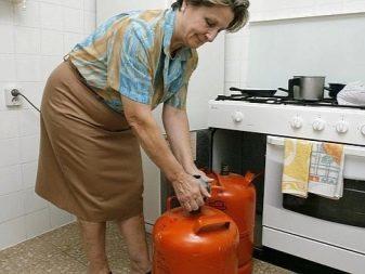Газовая плита для дачи под баллон - инструкция по монтажу