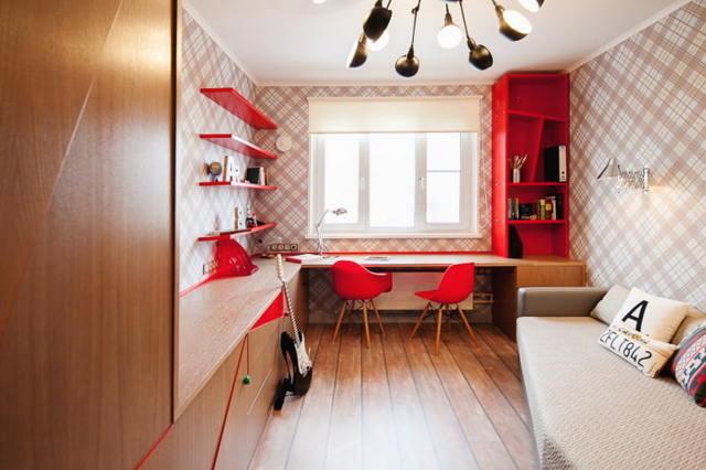 Дизайн комнаты для мальчика-подростка: стиль, мебель, декор