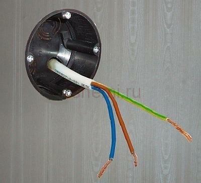 Выключатель с регулятором яркости - диммер!