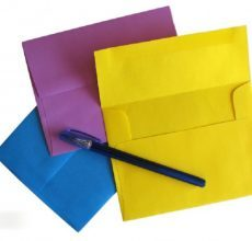 Как сделать конверт из листа А4: способы сборки и рекомендации по украшению