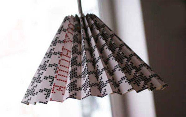 Абажур своими руками: создание изделия из разных материалов
