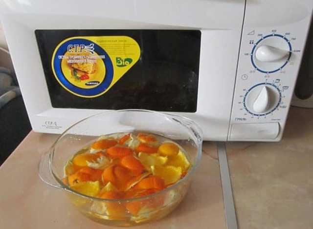 Как почистить микроволновку в домашних условиях: простые и эффективные способы
