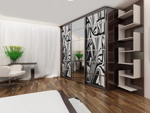 cовременные шкафы-купе: фото, дизайн и варианты конструкций