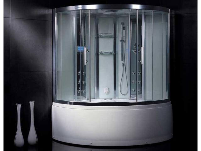 Душевая кабина с ванной: разновидности, особенности, модели, цены