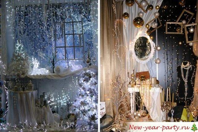 Как украсить кабинет на новый год: оформление потолка, стен, рабочей зоны