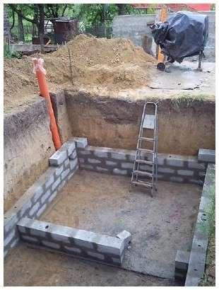 Делаем погреб на даче своими руками пошагово просто и легко