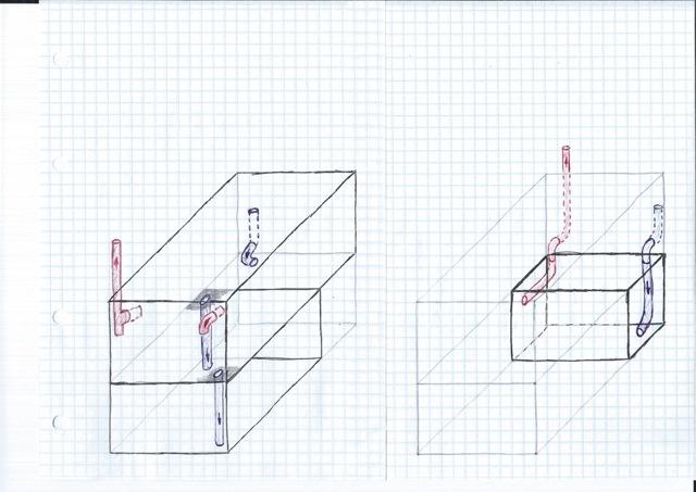 Вентиляция в гараже своими руками: схема, фото и пояснения