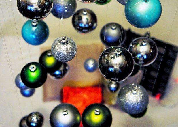 Елка из воздушных шаров своими руками: инструкция по сборке