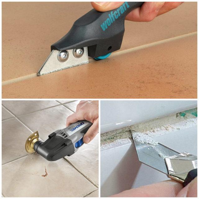 Как почистить швы между плиткой в ванной: очищаем, отбеливаем, обновляем