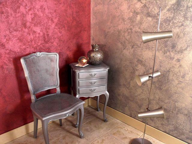 Венецианская штукатурка: фото различных интерьеров, нанесение