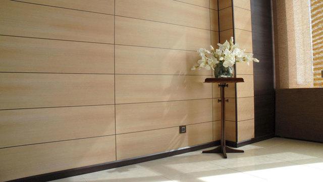 Декоративные панели для внутренней отделки стен: виды, монтаж