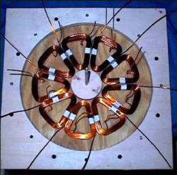 Как сделать ветрогенератор на 220В своими руками: инструкция