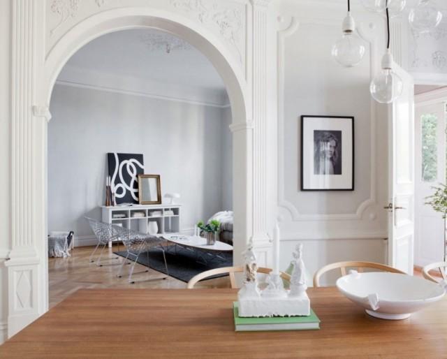 Арки из гипсокартона: фото, дизайн интерьера и пошаговый монтаж