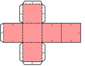 Как сделать куб из бумаги: подробная инструкция создания