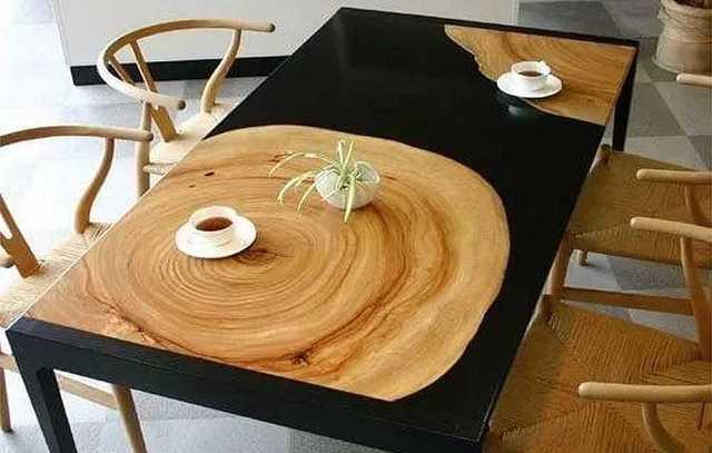 Делаем стол из эпоксидной смолы своими руками