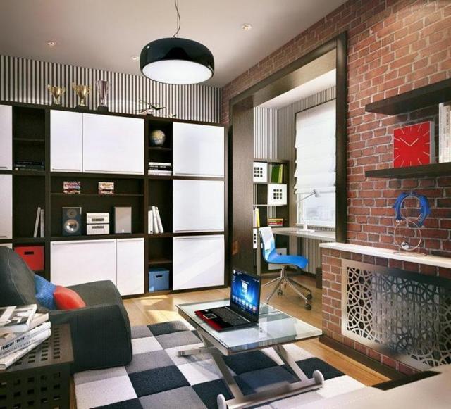 Дизайн подростковой комнаты: выбор интерьера и его элементов