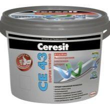 Затирка для плитки ceresit: как выбрать и использовать
