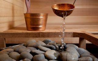 Как выбрать камни для бани: обзор минералов и свойств