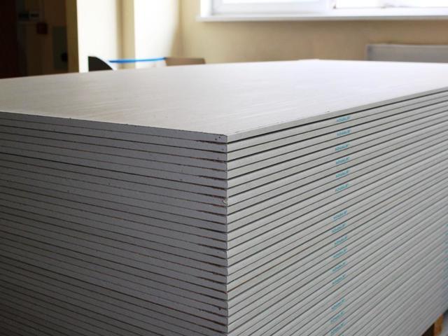 Гипсокартон: размеры листа, толщина и цена, виды, выбор