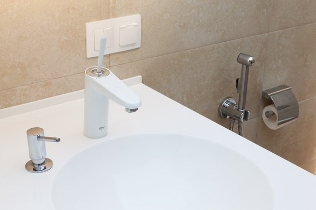 Гигиенический душ для унитаза со смесителем: выбор и установка