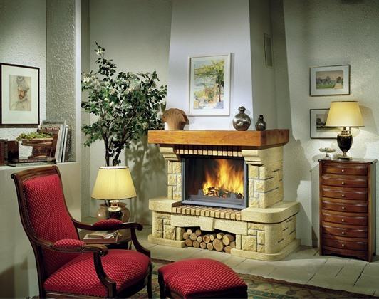 Дровяные камины для дома: символ респектабельности и достатка