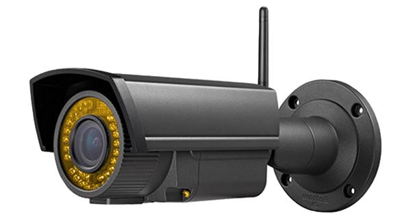Готовые комплекты видеонаблюдения для частного дома: выбор