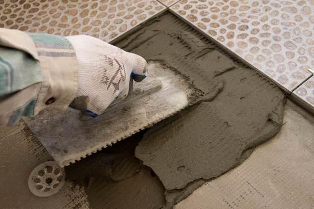 Какой выбрать клей для плитки: особенности, классификация, характеристики