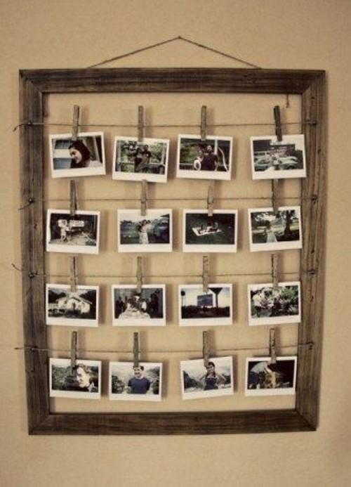 Как сделать своими руками рамку для фото